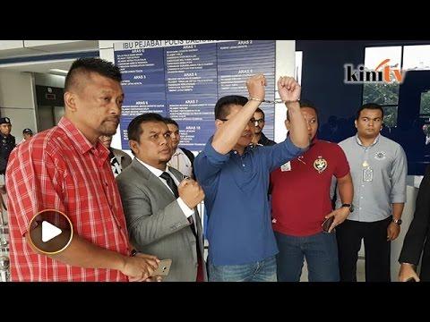Selepas ditahan di KLIA, Jamal direman 2 hari