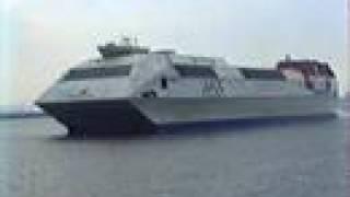 Repeat youtube video HSS Discovery Stena Line Hoek van Holland Nederland 2000