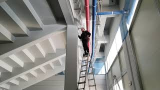 [핑크대디TV]극한직업 전기공사-세대분전함4회로-LED…