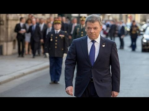 Kolumbiens Präsident Santos: die FARC ist entwaffnet
