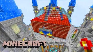 Minecraft Biggest Explosions | DESTROYING GAME OF THRONES | Insane TNT Builds, Stunts & Explosions