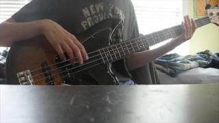 Apache Rose Peacock - RHCP (Bass Cover)