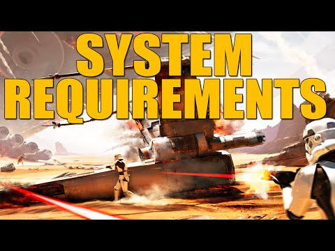 How Hard Is Star Wars Battlefront To Run?