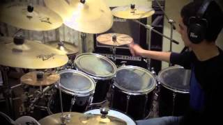 Alter Bridge- Broken Wings drum cover