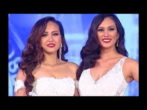Beauty Contest (HD) Miss Globe 2017 - Crowning Moment (VIETNAM is the Winner)