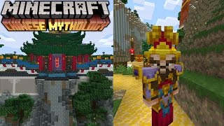 [EPISODE 1] Minecraft PACK MYTHOLOGIE CHINOISE sur Xbox One DLC Gameplay Français FR