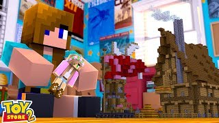 LITTLE KELLY DOLLS GETS A NEW OWNER | Minecraft Toystore