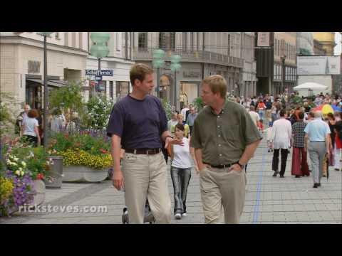Munich, Germany: The Old Center and Viktualienmarkt
