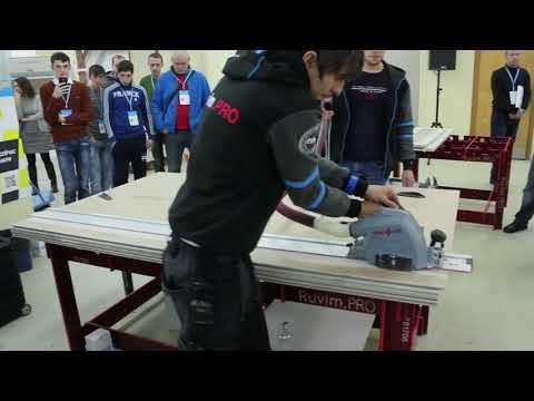 видео: Мастер класс по фрезерованию гипсокартона. Исполняет Рувим Бойко.