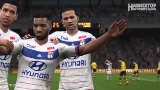 FIFA 16 - самые забавные глюки около футбола. Часть 3. Что-то не так!