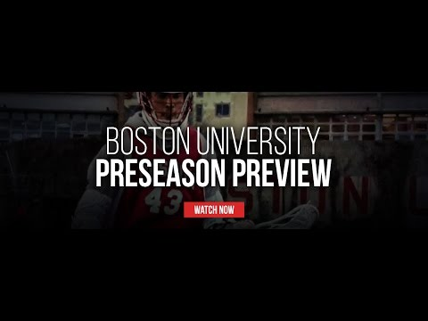 Boston University Preseason Preview | 2016 Lax.com Preseason Preview