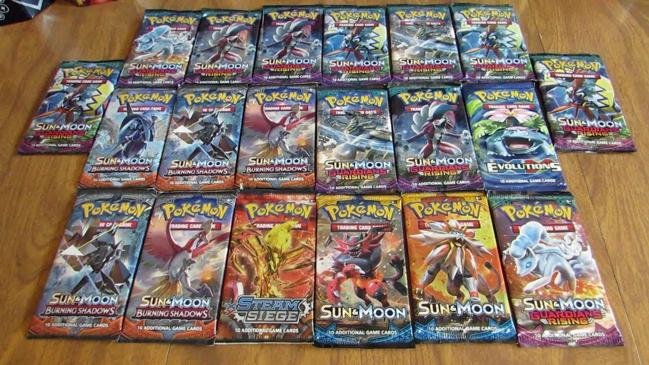 Opening simulator pokemon booster pack PokéBox