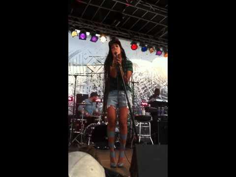 Solange at Northside Festival !