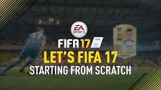 "Video Let's FIFA 17 ""Starting From Scratch"" Episode 1 download MP3, 3GP, MP4, WEBM, AVI, FLV Desember 2017"