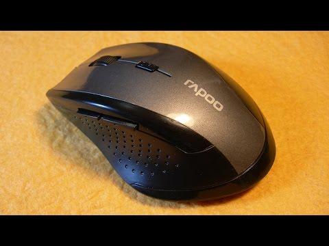 Беспроводная DPI мышка RAPOO