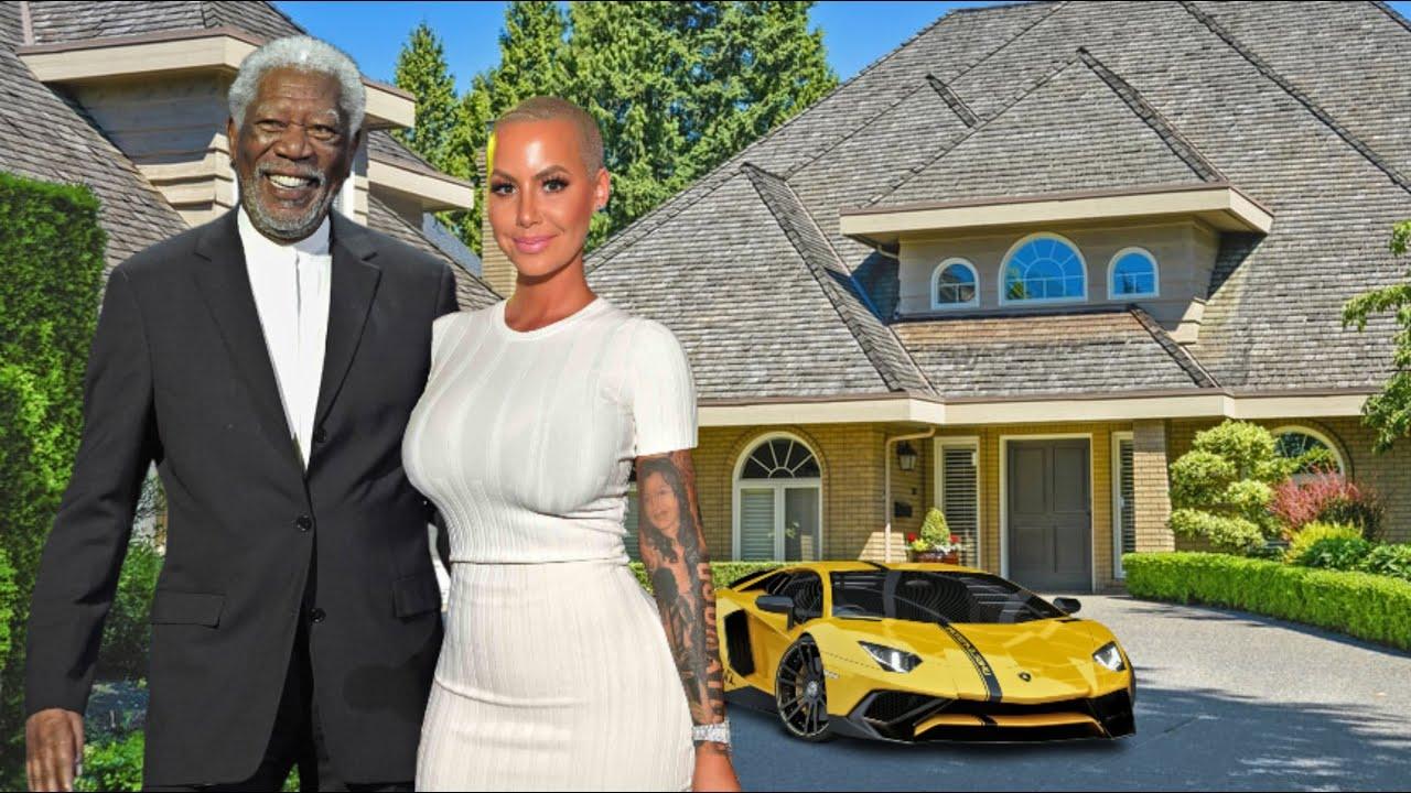 Download Morgan Freeman's Lifestyle ★ 2021