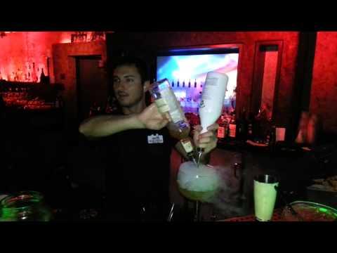 Voodoo Lounge Bartender Flair