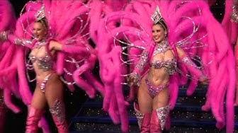 Moulin Rouge: 125 Jahre hoch das Bein