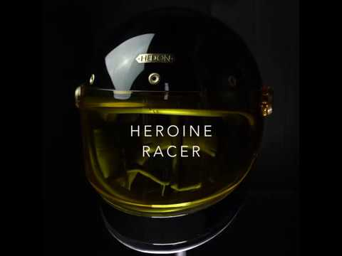 Hedon Heroine Racer Helmet at The Cafe Racer