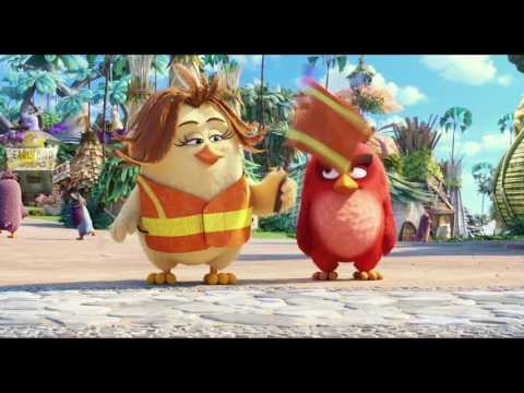 Angry Birds уже в кино