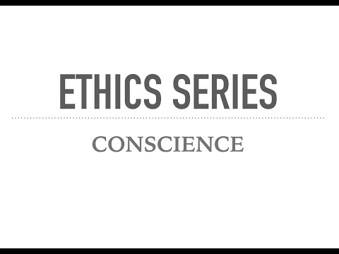 ETHICS SERIES for UPSC Mains || Civil services || IAS  - Conscience