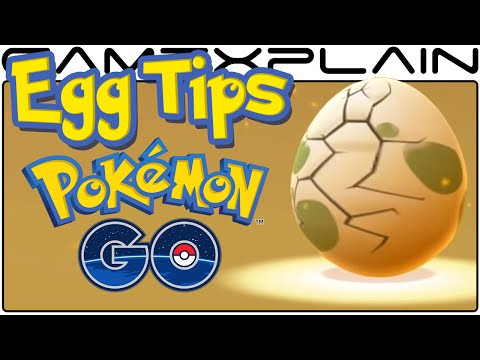 Pokémon Go eggs: get eggs from Pokéstops and hatch eggs in