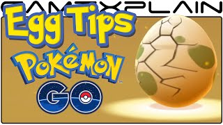 Pokémon Go Tips: Egg Hatching & Full Pokemon List Guide