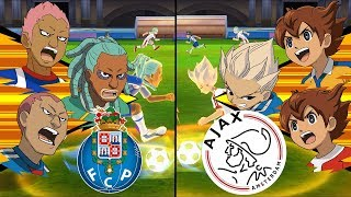 Inazuma Eleven UCL ~ Porto vs Ajax ※Pokemon Anchor※