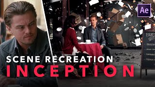 Inception VFX Breakdown - Dream World Cafe Scene | Recreating The Scene