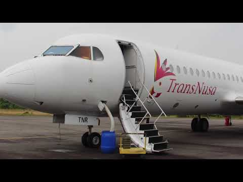 Fly With The Last Plane Made By Fokker - HALIM DUMAI PP