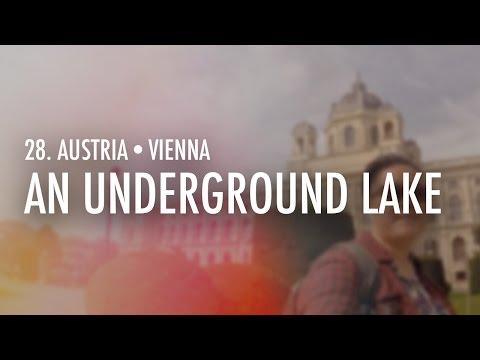 28. Austria · Vienna - An underground lake