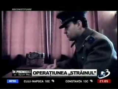 "In Premiera - Operatiunea ""Strainul"""