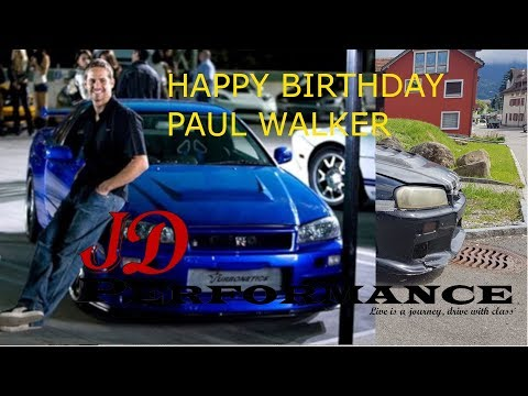 Rebuilding an abandoned Nissan Skyline R34 | Happy Birthday Paul Walker [EP2]