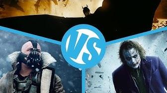 Batman Begins VS The Dark Knight VS Dark Knight Rises : Movie Feuds Comic Bracket ep10