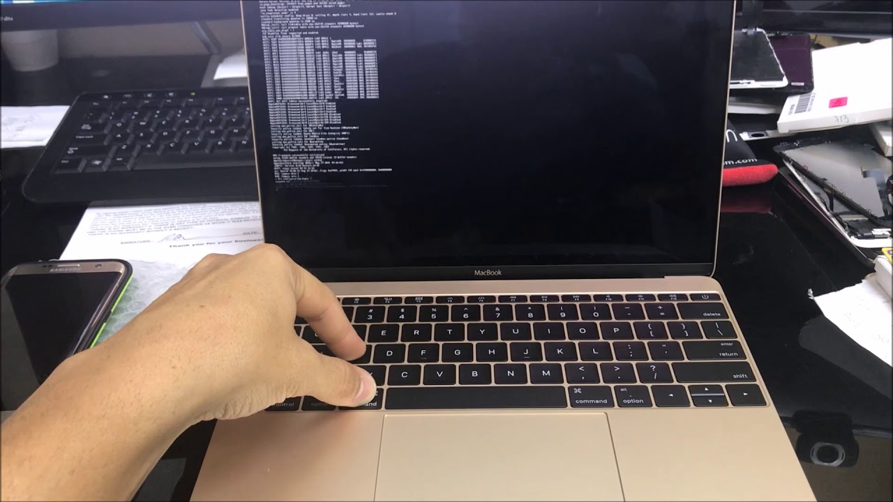 How to Restore Reset a Macbook A11 to Factory Settings ║Bypass Password