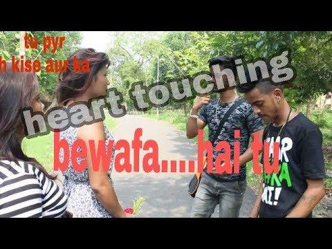 Bewafa Hai...tu ||heart Touching Video||ooh Yes Abhi||
