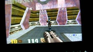Quake 3 Arena and Duke Nukem 3D Atomic running on Nokia N900 (Maemo5)