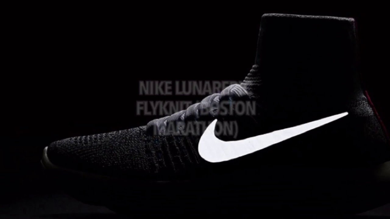 6cf9724453d1 NIKE LUNAREPIC FLYKNIT (BOSTON MARATHON) SNEAKERS NEWS - YouTube