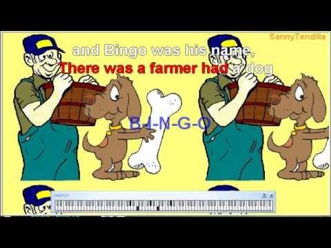 BINGO Karaoke - Nursery Rhymes