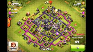 Clash of Clans: Road to Crystal League #3