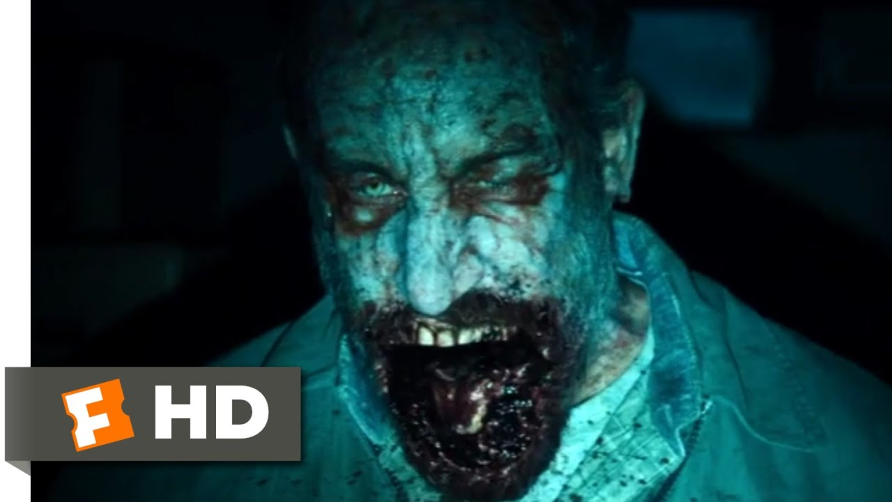 Download The Grudge (2020) - Haunted Police Station Scene (4/9) | Movieclips