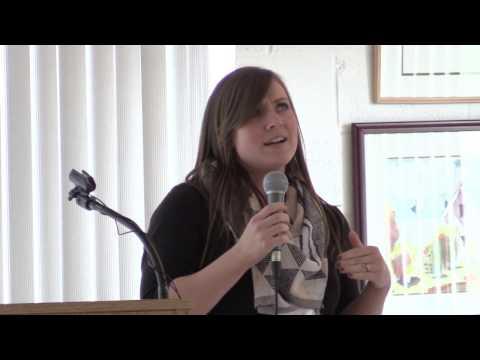 Natalie Gertz Young - 2016 Cleveland Pollinator Symposium
