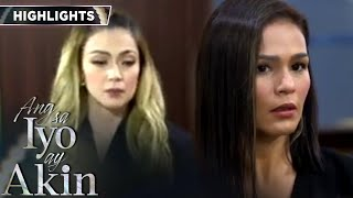 Marissa withdraws the case against Ellice | Ang Sa Iyo Ay Akin
