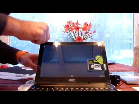 Acer Aspire One D255 Unboxing Video