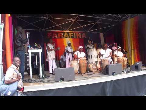 Traditionelle, spirituelle Musik aus Ghana