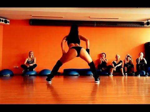 PSY - DADDY / Twerk choreography / Choreography by Martina Panochová