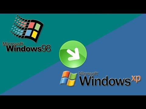 Windows 98 In 2017: Windows 98 SE Transformed Into Windows XP (refined)