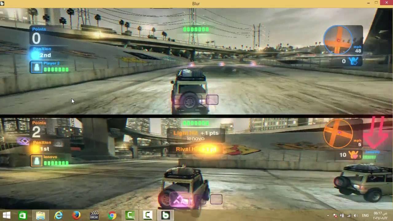 تحميل لعبة blur للكمبيوتر myegy