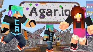 Video Minecraft version of Agar.io / Number 1 on Leaderboard / Dollastic Plays download MP3, 3GP, MP4, WEBM, AVI, FLV Oktober 2018