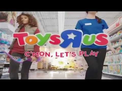 Toy Commercial 2014 Toys R Us An Explosion Of Magic C